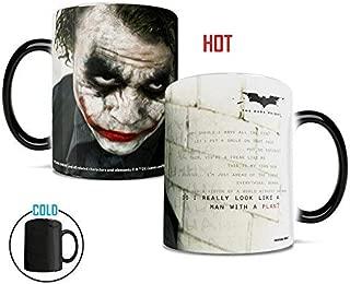 Batman: The Dark Knight Joker – Man With A Plan Morphing Mugs Heat Sensitive Mug MMUG387