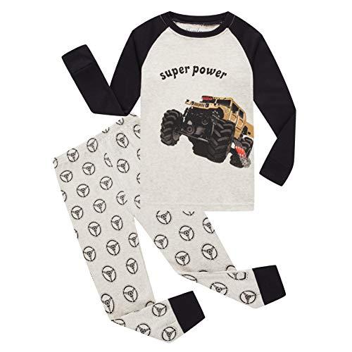 Slenily Little Girls Soft Cotton Underwear Kids Cool Breathable Comfort Panty Briefs Toddler Undies Pack of 6