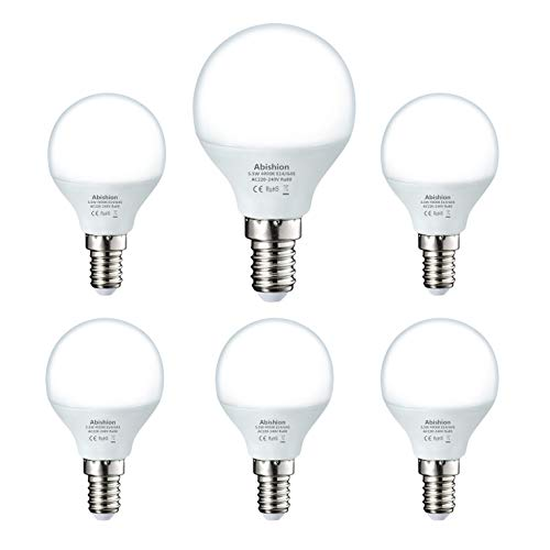 Bombillas Led E14 4000K Marca Abishion