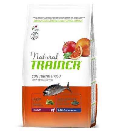 trainer CROCCANTINI für Hunde kg 12 Natural Medium Adult Gusto Thunfisch