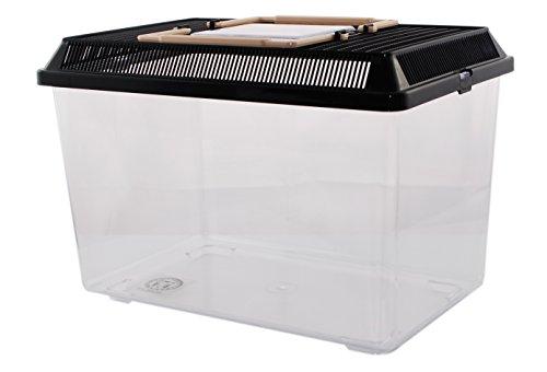 Dragon PET-PLAZA Kunststoffterrarium, 30x19,5x21cm