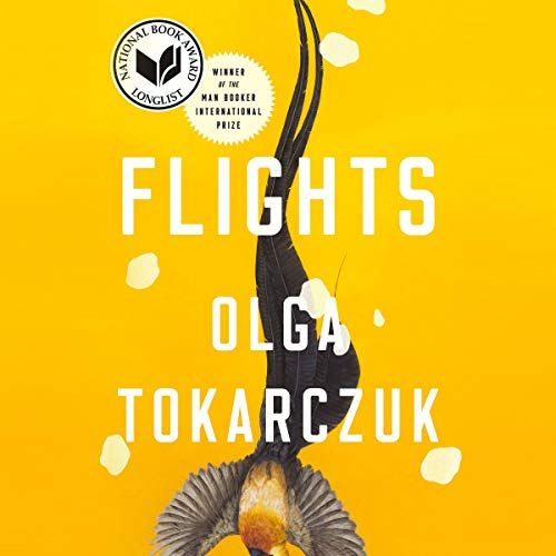 Flights audiobook cover art