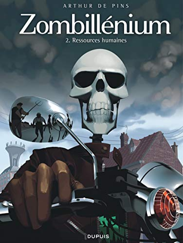 Zombillénium, Tome 2 : Ressources Humaines 2 - FAUVE D'ANGOULÊME 2012 – PRIX JEUNESSE