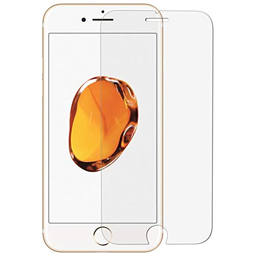 KDJGH Schutzfolie Für iPhone X 10 Zehn Screen Protector gehärtete Klasse für iPhone X 4 4 s 5 5 c 5 s SE 6 6 S 7 8 Plus HD 9 H gehärtete Schutzfolie-für iPhone 6 SPlus-gehärtetes Glas