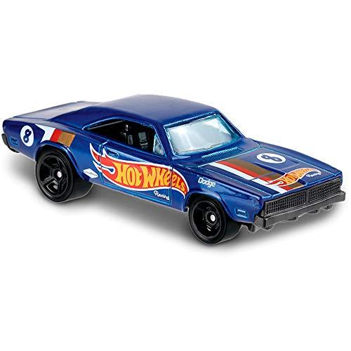 FM Cars Hot-Wheels Dodge Charger 69 HW Race Team 6/10 2019 243/250 1/64