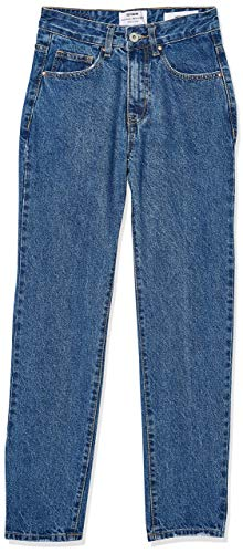 COTTON ON Mom Jean, Coogee Blue, 12