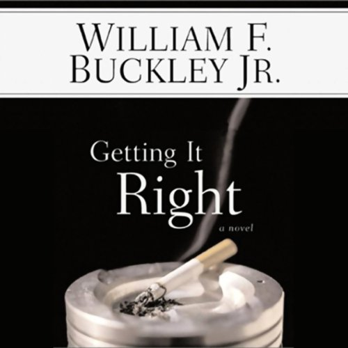 Getting It Right audiobook cover art