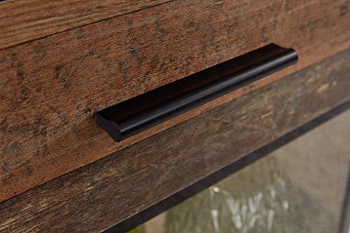 Wohnwand Set Holz, mit viel Stauraum Bild 4*