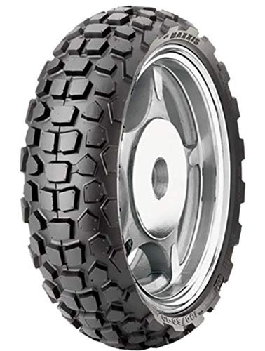 Maxxis TM13025100 M6024 Front/Rear Scooter Tire - 120/90-10, Position: Front/Rear, Tire Size: 120/90-10, Rim Size: 10, Load Rating: 57, Speed Rating: J, Tire Type: Scooter/Moped, Tire Construction: No