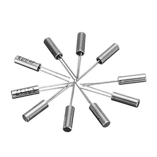 YALIXING JJBHD Electronic Accessoires & Supplies 100 stücke 32768hz Passive Uhr Kristalloszillator Hohe Präzision 32.768kHz Frequenzdifferenz 5PPM Um Ihnen die Qualität der Exzellenz bereitzustelle
