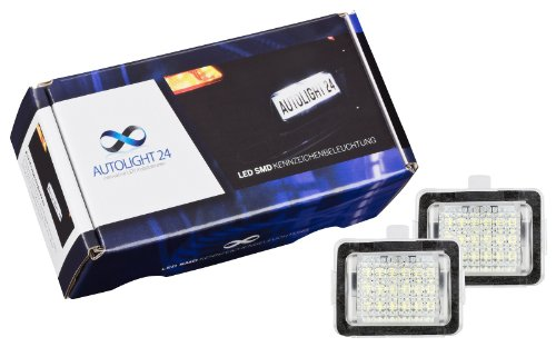 203-Iluminación led para matrícula