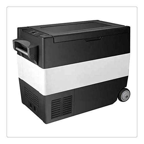 WNDRZ 55L Tragbarer Kühlschrank Fahrzeug Boot Kühler Mini Kühlschrank Gefrierschrank Für Den Heimgebrauch 12V 24V 220V Autokompressor