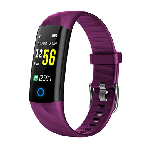 Fantastic Prices! QKAGK Fitness Activity Tracker Smart Bracelet Pedometer Calorie Counter with Sleep...