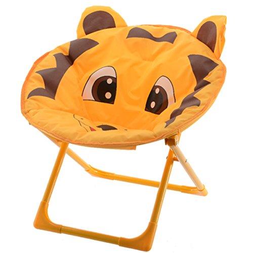 Kinder-Campingstuhl Löwe von Kaemingk | Maße: 48 x 48 cm | zusammenklappbar