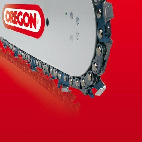 Oregon LPX-Kette Typ 20 für Kettensägen, 64Treibglieder, super Meißelkette, Teilung: 0,325 Zoll (8 mm), Treibgliedstärke: 0,5 Zoll(1,3mm)
