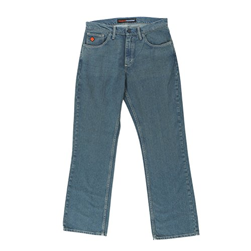 Wrangler Men's 20x Flame Resistant Cool Vantage Boot Cut Jean, Vintage, 29x34