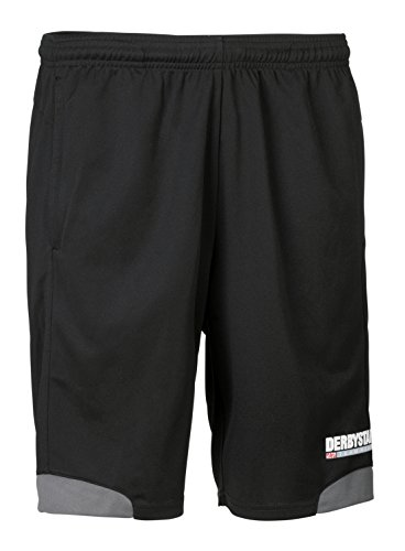 Derbystar Bermuda Shorts Brillant, XXXL, schwarz, 6008080200