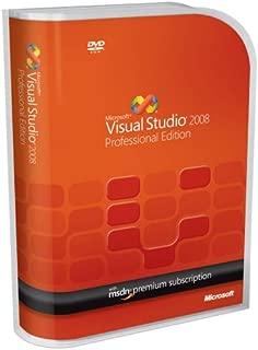 microsoft visual studio professional with msdn