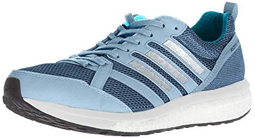 adidas Womens Adizero Tempo 9 Running Casual Shoes, Blue, 10.5