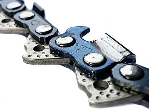 2 Sägeketten passend Stihl MS24037cm 0.325 62TG 1,6mm