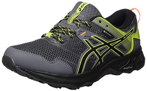 Asics Gel-Sonoma 5 G-TX, Trail Running Shoe Hombre, Metropolis/Negro, 45 EU