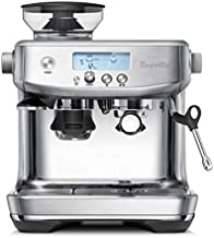 Breville BES878BSS Barista Pro Espresso Machine, Brushed Stainless Steel