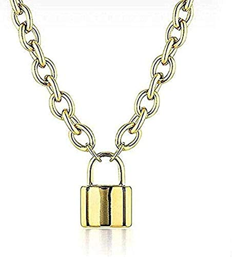 ZPPYMXGZ Co.,ltd Necklace Fashion Choker Necklace Neklace Female Thick Chain Choker Necklace for Women