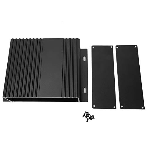 41/147/100 mm Caja de aluminio Tipo dividido Accesorios de placa de circuito Disipadores de calor Diseño simple Accesorios eléctricos para productos electrónicos