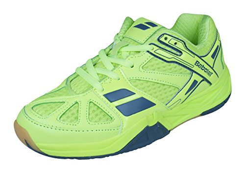 Babolat Shadow First Kinder Badminton schuhe-Yellow-33