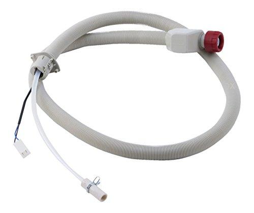 DREHFLEX kompatibel für Teile-Nr. 14018058901-6/140180589016 für AEG Electrolux Aquastop/Aquastopschlauch/Zulaufschlauch/Einlaufschlauch für Geschirrspüler/Spümaschinen auch Privileg