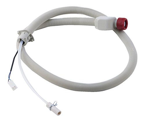 DREHFLEX - passt für Teile-Nr. 807250621-8/8072506218 für AEG Electrolux Aquastop/Aquastopschlauch/Zulaufschlauch/Einlaufschlauch passend für diverse Geschirrspüler/Spümaschinen auch Privileg möglich