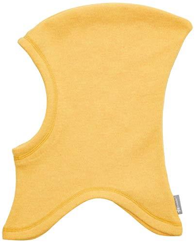 Sterntaler Unisex Baby Schalmütze , Gelb, 53 EU
