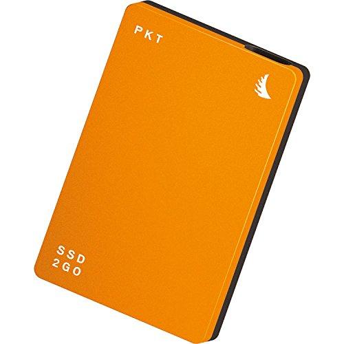 Angelbird SSD2go PKT - 256 GB Orange