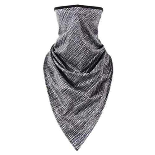 Crème solaire bandanas foulard masque extérieur serre-tête serre-tête serre-tête bandeau-A04