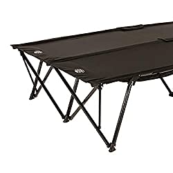 Best Collapsible camping cots for 2 people