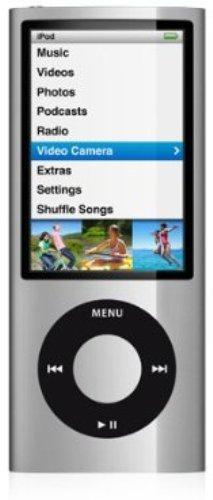 Apple iPod nano 第5世代 16GB シルバー MC060J/A