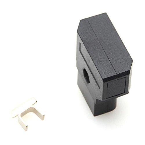 『4点 オスDタップコネクタ DSLRリグ電源ケーブルVマウントアントンバッテリに対応』の6枚目の画像