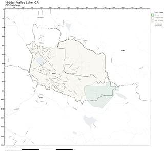 Best hidden valley lake ca map Reviews