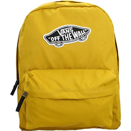 Vans REALM BACKPACK, Mochila Mujer, opacity, OLIVE OIL, OS