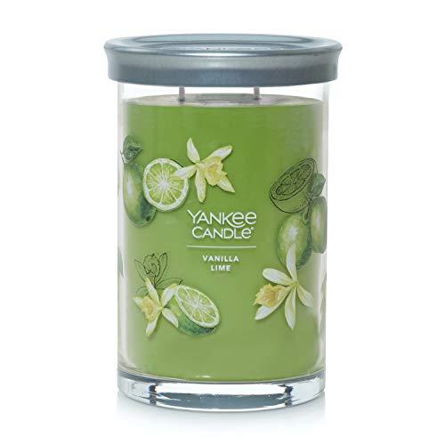 Yankee Candle Vanilla Lime Signature Large Tumbler Candle