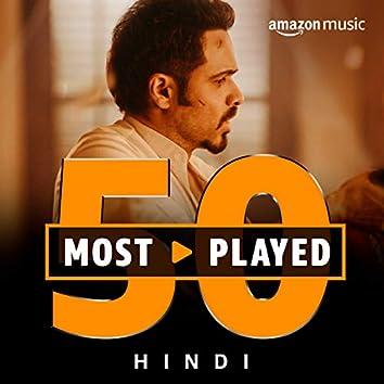 50 Most Played: Hindi