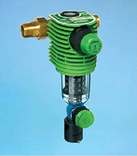 """Grünbeck Boxer R Rückspülfilter 1"""", Wasserfilter für Trinkwasseranlagen, mit Druckminderer, 101 360"""