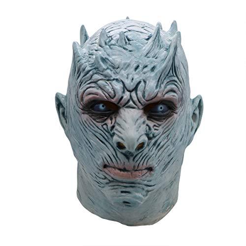 HOCOL Halloween Masker, Game of Thrones Heren Latex Volledige Hoofd Masker, voor Halloween Kostuums Cosplay Kostuum Volwassen