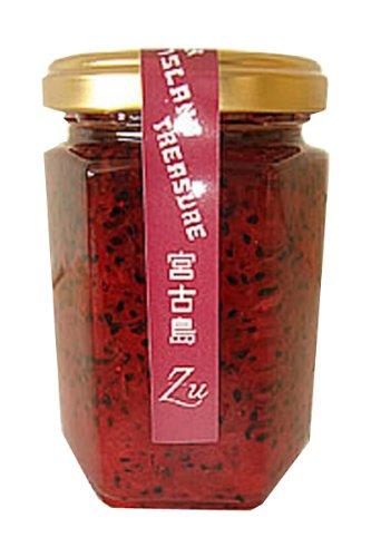 ドラゴンフルーツジャム 150g×5瓶 南国食楽Zu 赤いドラゴンフルーツを使用した見た目鮮やかなコンフィチュール とろみのある甘酸っぱいジャム