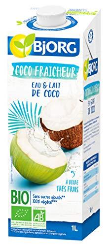 Bjorg Boisson Coco Fraicheur 1 L