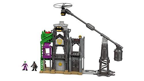 Fisher Price - Dny07 - Imaginext Superhero Vol Gotham City