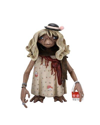 E.T. La figura de acción EXTRA TERRESTRE: Dress-Up E.T