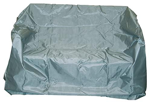Eurotrail Bankhoes polyester - 160*80*75cm - Grijs
