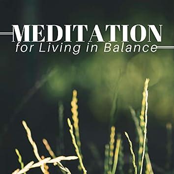 Meditation for Living in Balance - Nature Meditation Music