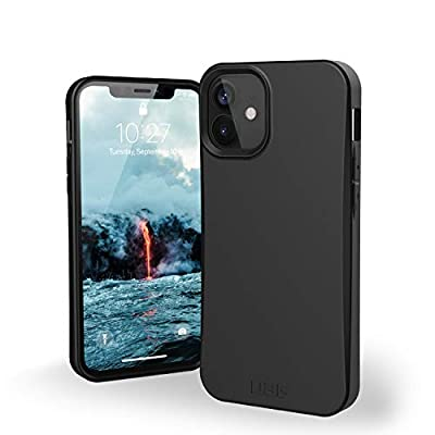 URBAN ARMOR GEAR UAG Designed for iPhone 12 Mini 5G [5.4-inch Screen] 100% Biodegradable 100% Compostable 100% Mindful Eco-Friendly Ultra Slim Outback Biodegradable Protective Cover from URBAN ARMOR GEAR